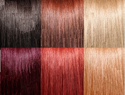 What is DemiPermanent Hair Dye with pictures